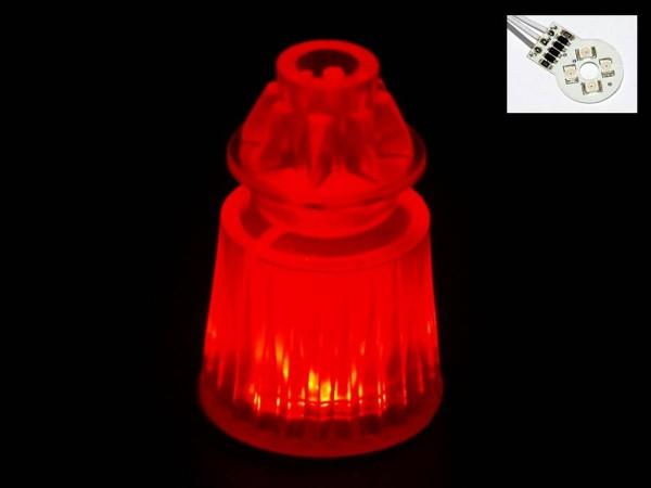 Noflix Post Light, red