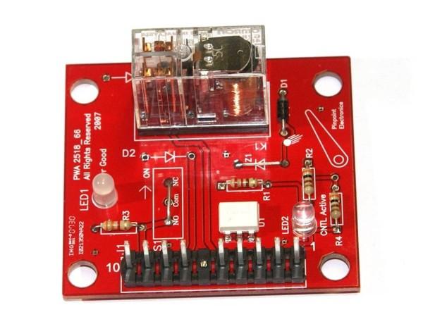 Bally solenoid expander board