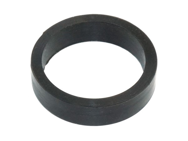 Flipper Rubber - black, mini (545-6187-00)