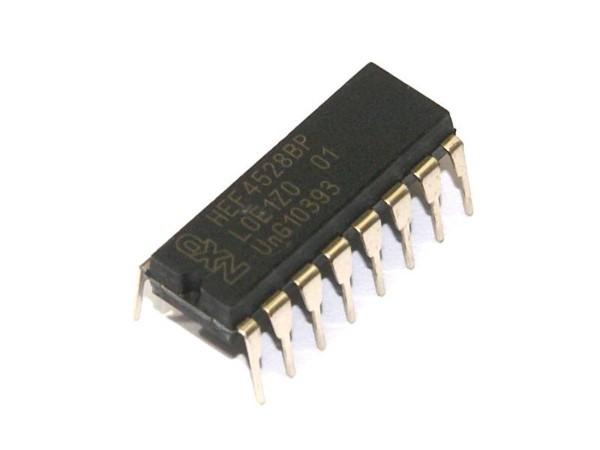 IC 4528 CMOS HEF/HCF