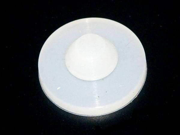 Bumper pad premium transparent round
