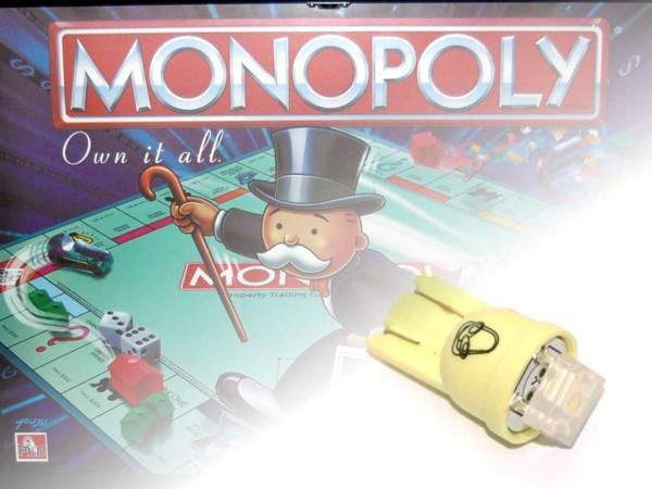 Noflix PLUS Spielfeld Set für Monopoly
