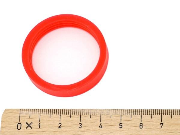 Flipper Rubber - premium red (slim)