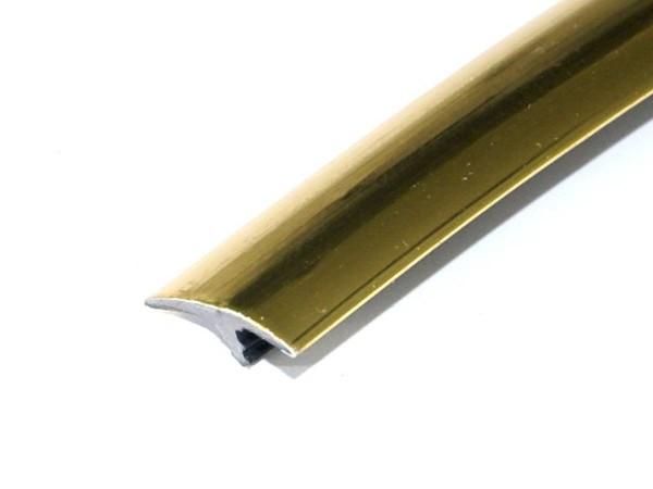 T-Molding 18mm - gold, 1m