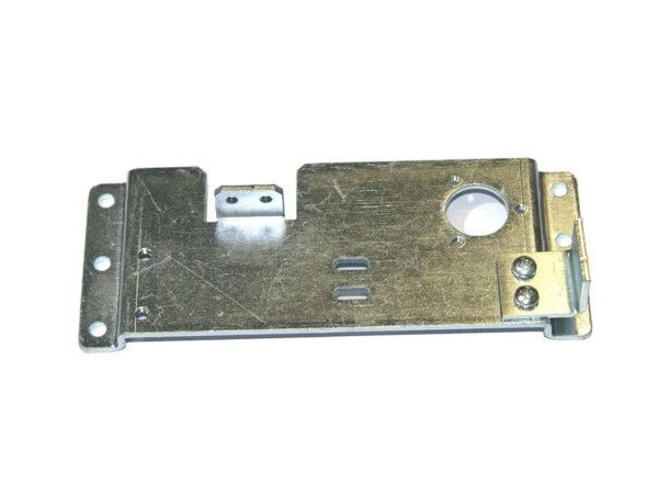 Stern Flipper Base plate, left (1B-572-1)