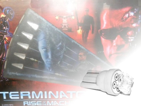 Noflix LED Playfield Kit for für Terminator 3