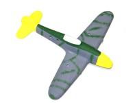Hunter Airplane für Indiana Jones