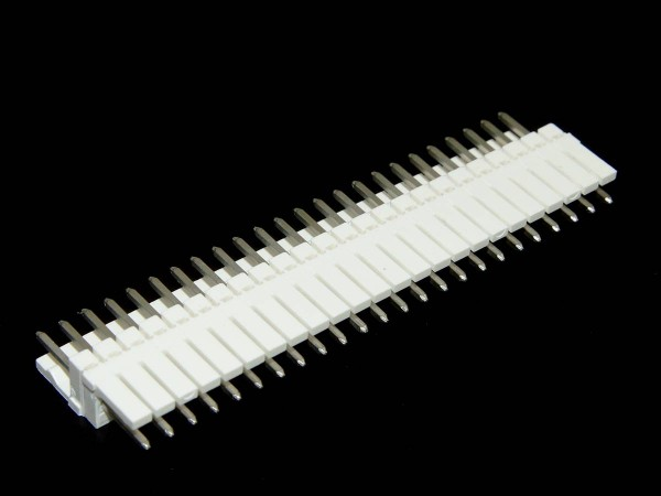 """Molex Z Connector, male/male, 24 Pin, 0.156"""" (MWWS156-1624)"""