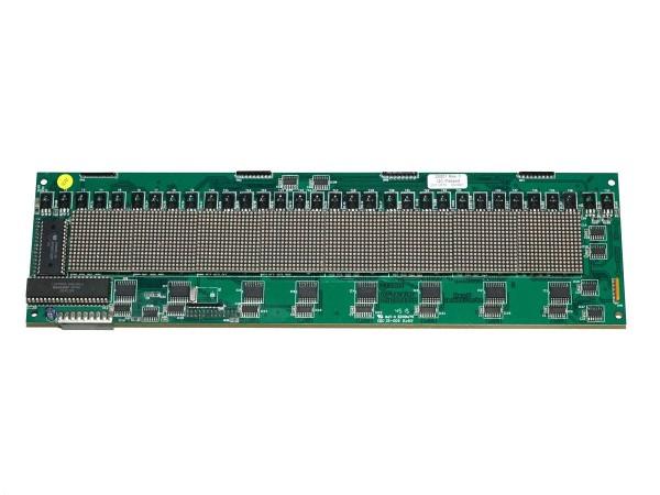 Dot Matrix 128 x 16 LED display, orange