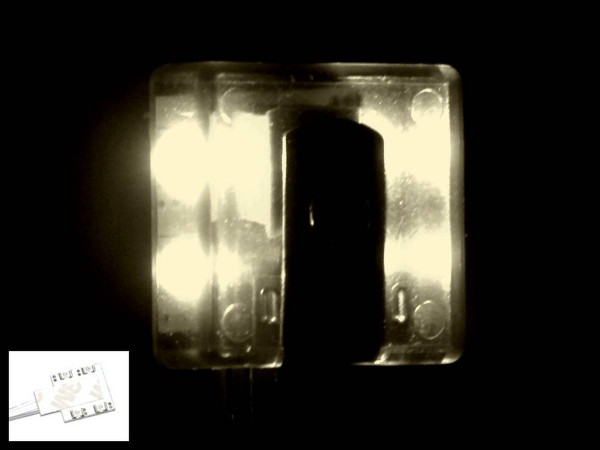 Noflix Target Light, warm white