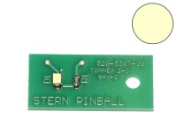 LED Board warm white, single (Stern 520-5307-00)