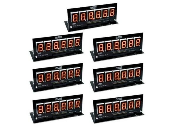 PinScore Flipper Display Set E
