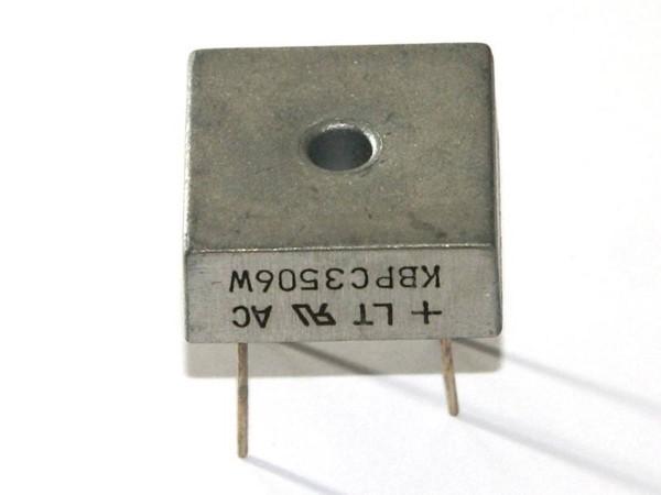Brückengleichrichter KBPC3506W (600V, 35A)