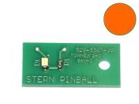 LED Board orange, single (Stern 520-5307-00)