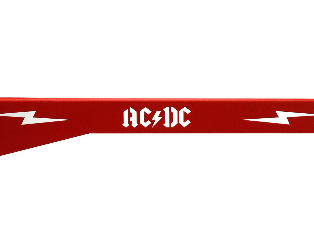 Side Rails for AC/DC premium, 2 Piece Set | AC/DC | Pinball Parts by ...