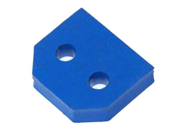 Bumper Pad blau, Defender Assembly für NBA