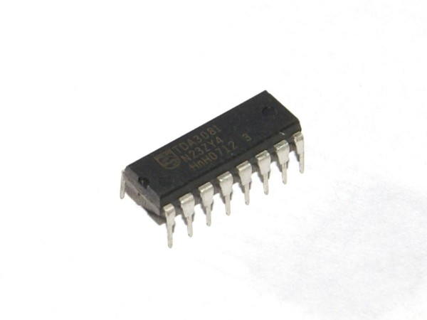 TDA3081 Transistor Array