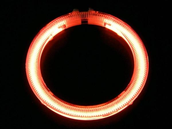 Noflix Neon Ufo Set, light red