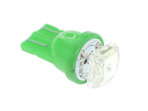 T10 Noflix LED grün - Superflux