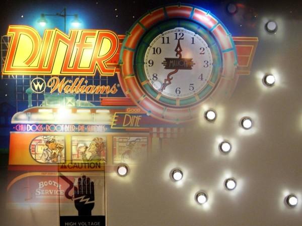 Noflix LED Backbox Kit for Diner