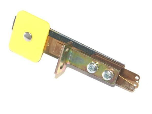 Standup Target gelb, rechteckig