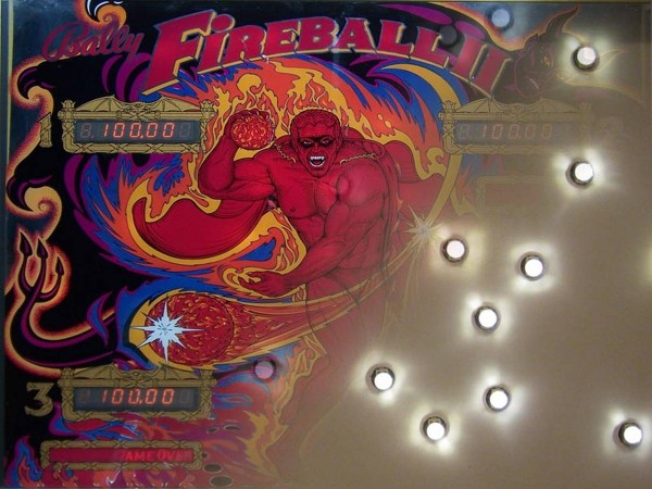 Noflix LED Backbox Kit for Fireball II