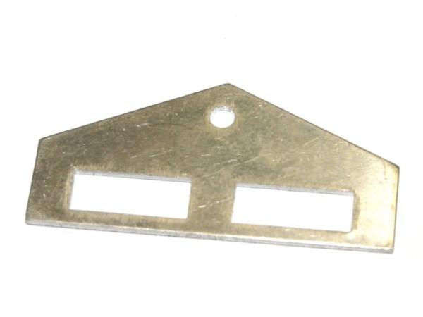 Drop target reset plate, Williams 01-7036