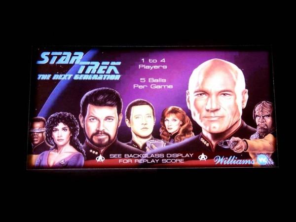 Custom Card 1 for Star Trek: The Next Generation, transparent
