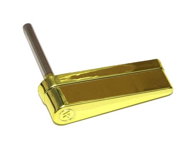 Flipperfinger mit Williams Logo, gelb metallic