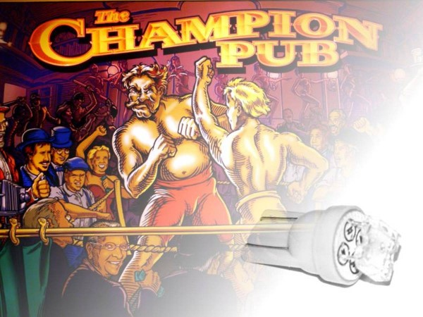 Noflix LED Playfield Kit for The Champions Pub