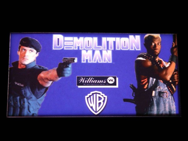Custom Card 2 for Demolition Man, transparent