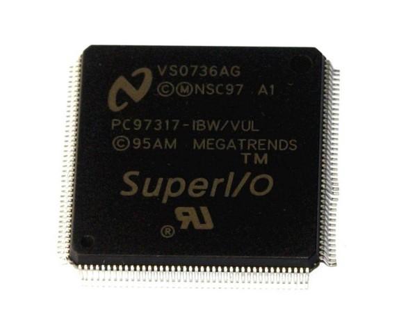 IC PC97317- IBW/VUL, I/O Controller