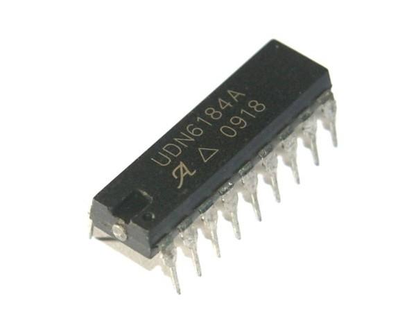 IC UDN6184A, Display Driver
