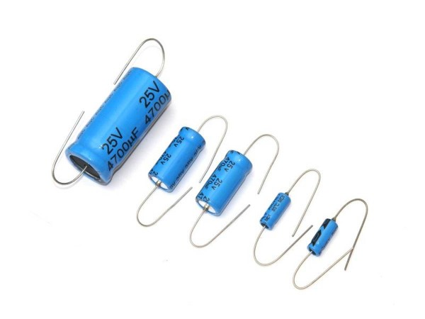 Capacitor set for Bally AS-2518-51 Sound Board