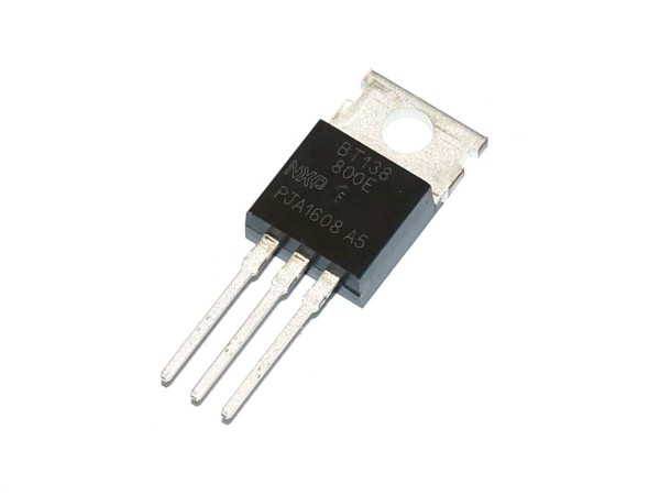 Triac BT 138/800