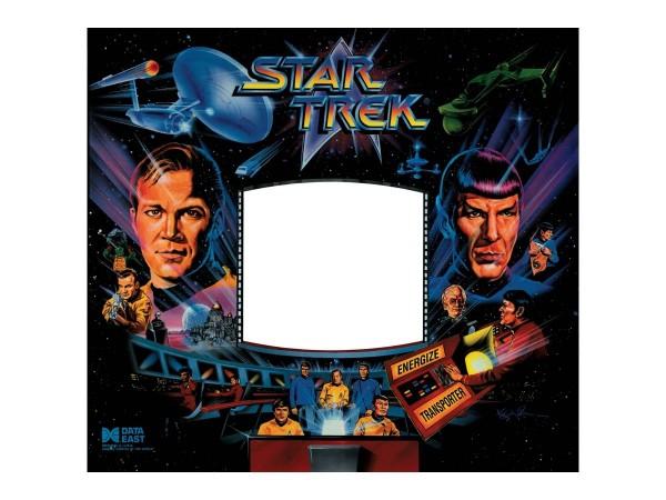 Translite for Star Trek (Data East)