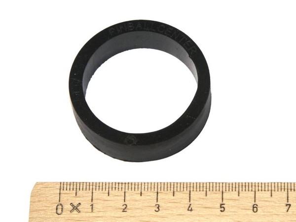 Flipper Rubber - premium black
