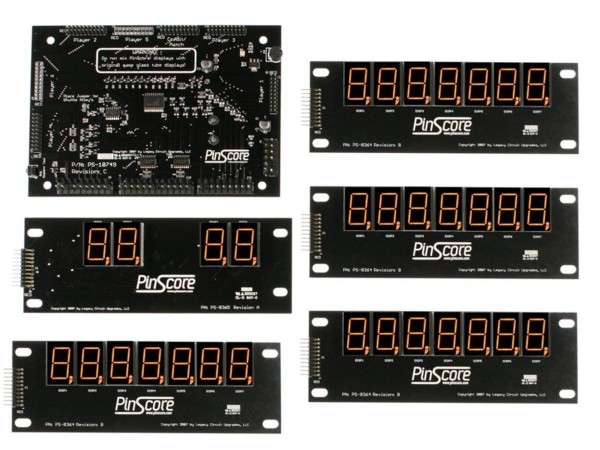 PinScore Pinball LED Display for Williams System 9