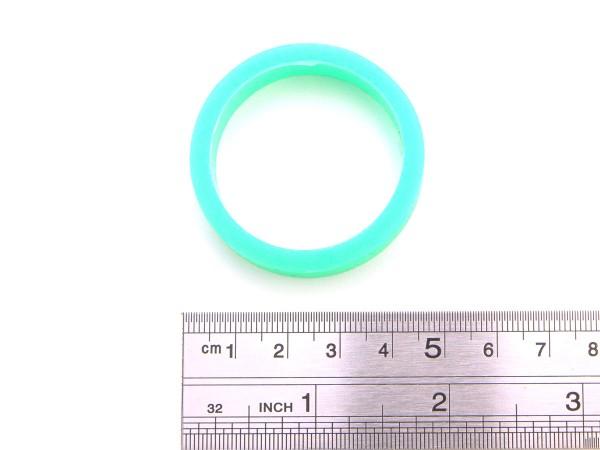Flipper Rubber - premium light green