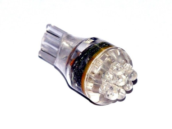 "T10 Noflix Flasher ""LED"" kaltweiß"