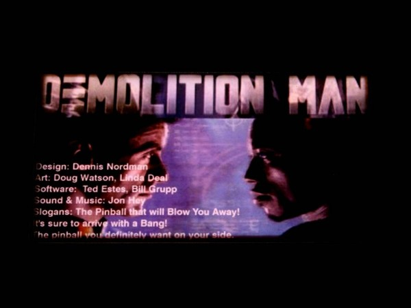 Custom Card 1 for Demolition Man, transparent