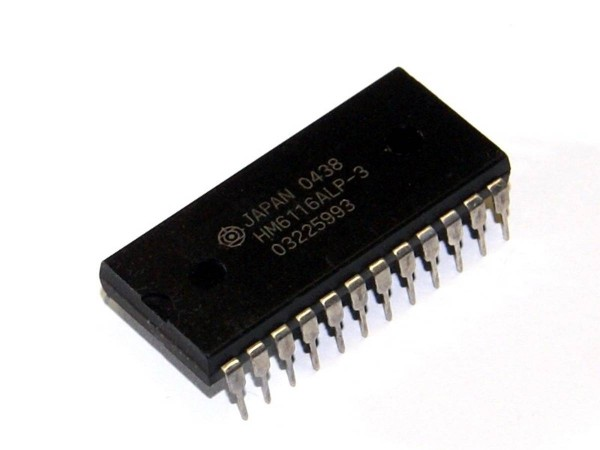 IC 6116 RAM