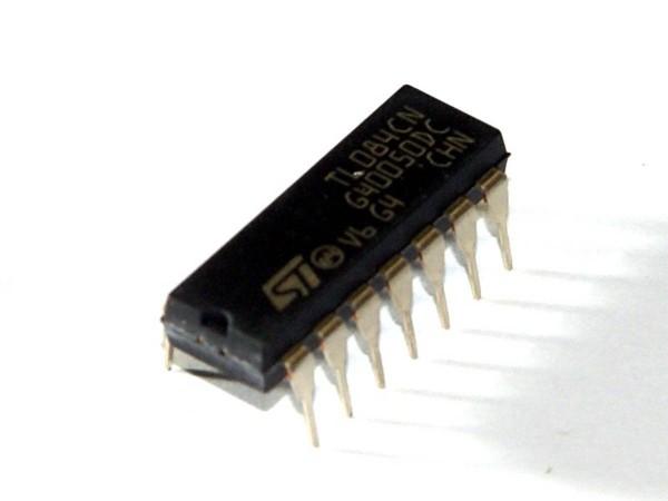 IC TL084, OP-Amp