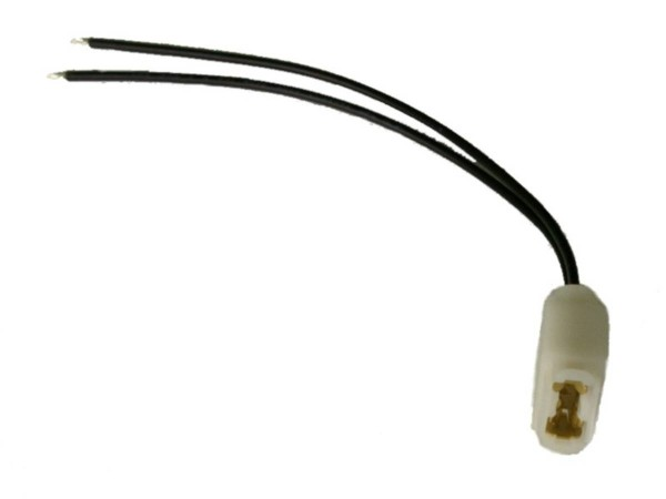 T10 Lamp Socket Pop Bumper - wire leads