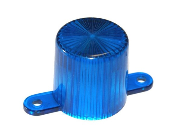 Flasher Dome blue (03-8149-10)