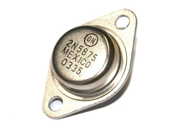 Transistor 2N5875