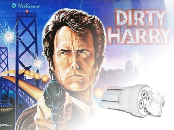 Noflix LED Spielfeld Set für Dirty Harry