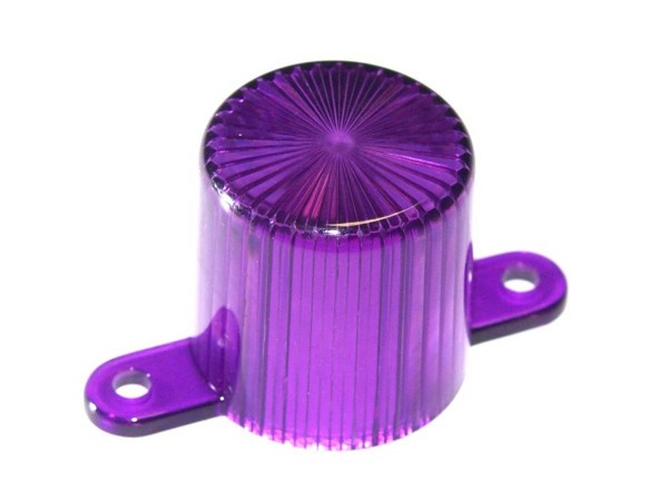 Flasher Dome purple (03-8149-18)