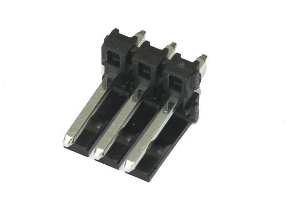 """Connector Stiftleiste (Locking Header), 3 Pin, 0.156"""""""