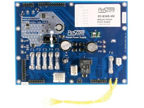 PinScore Power Supply für Williams System 6a, 7, 9, 11, 11a, 11b